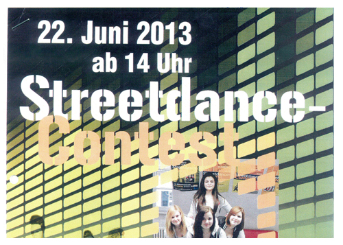 Streetdance Contest 2013